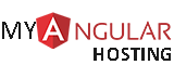 myangularhosting logo