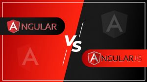 Read more about the article Angular vs AngularJS – A Complete Comparison Guide 2021