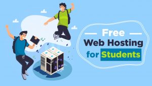 Read more about the article Free Web Hosting For Students | Host Website For LifeTime (2021)