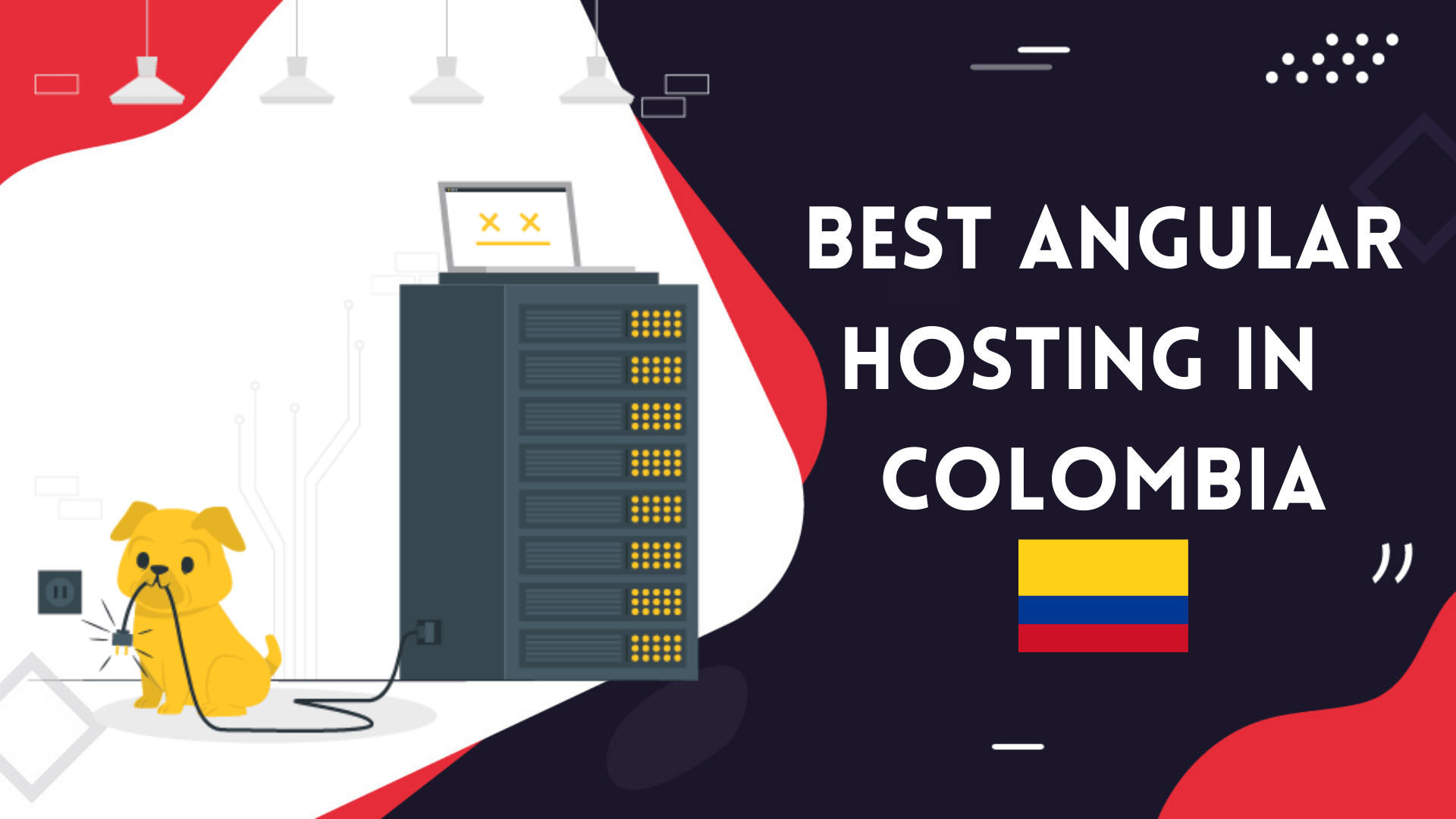 Read more about the article #5 Best Angular Web Hosting in Colombia | VPS Hosting Providers in 2021