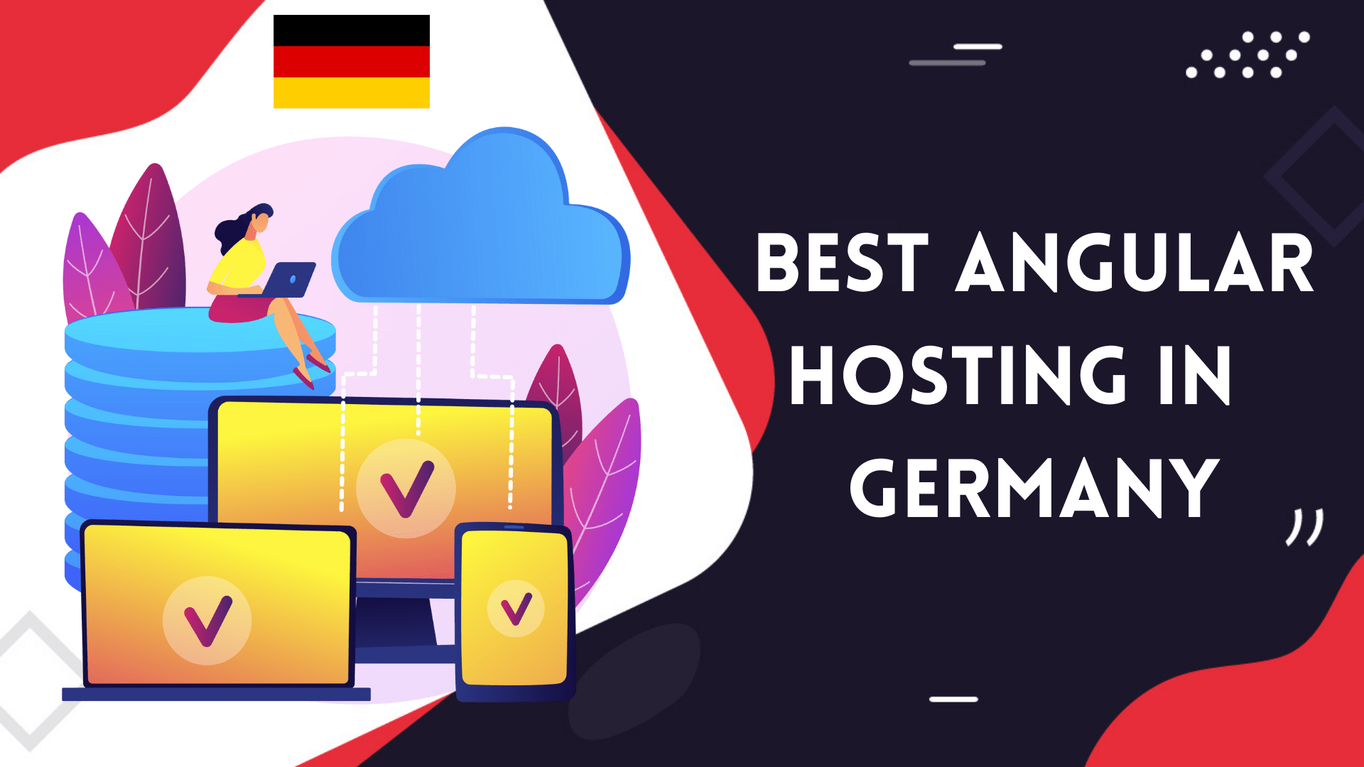 Read more about the article #5 Best Angular Web Hosting in Germany | Highest Rated Web Host 2021