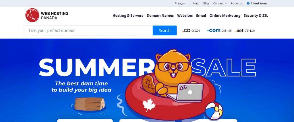 Best Angular Web Hosting in Canada: Web Hosting Canada