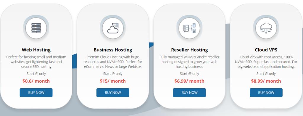 Best Angular Hosting in Nepal: eHosting Server plan