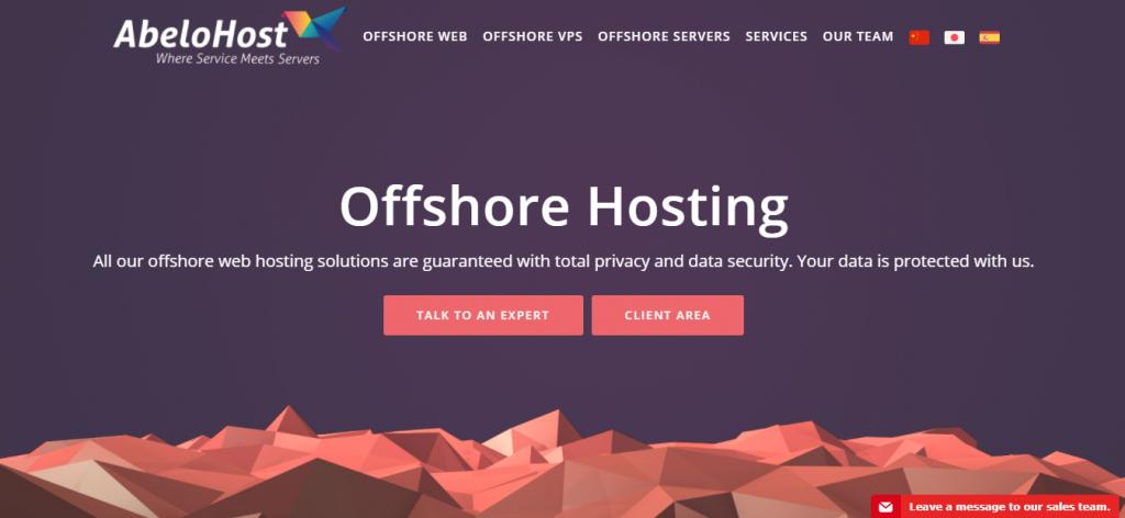 DMCA ignored hosting providers: AbleoHost