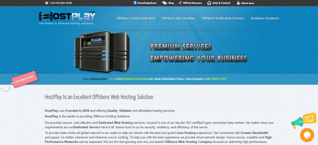DMCA ignored hosting providers