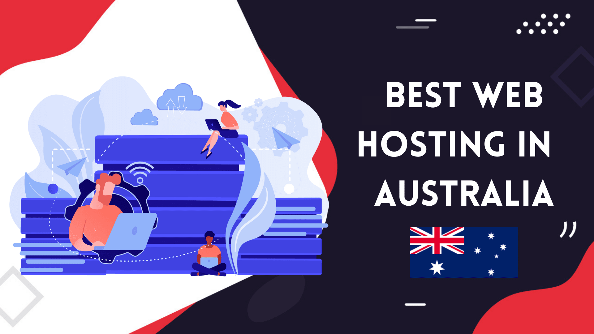 Read more about the article #5 Best Web Hosting in Australia | Powerful Hosting, Domain & SSL 2021