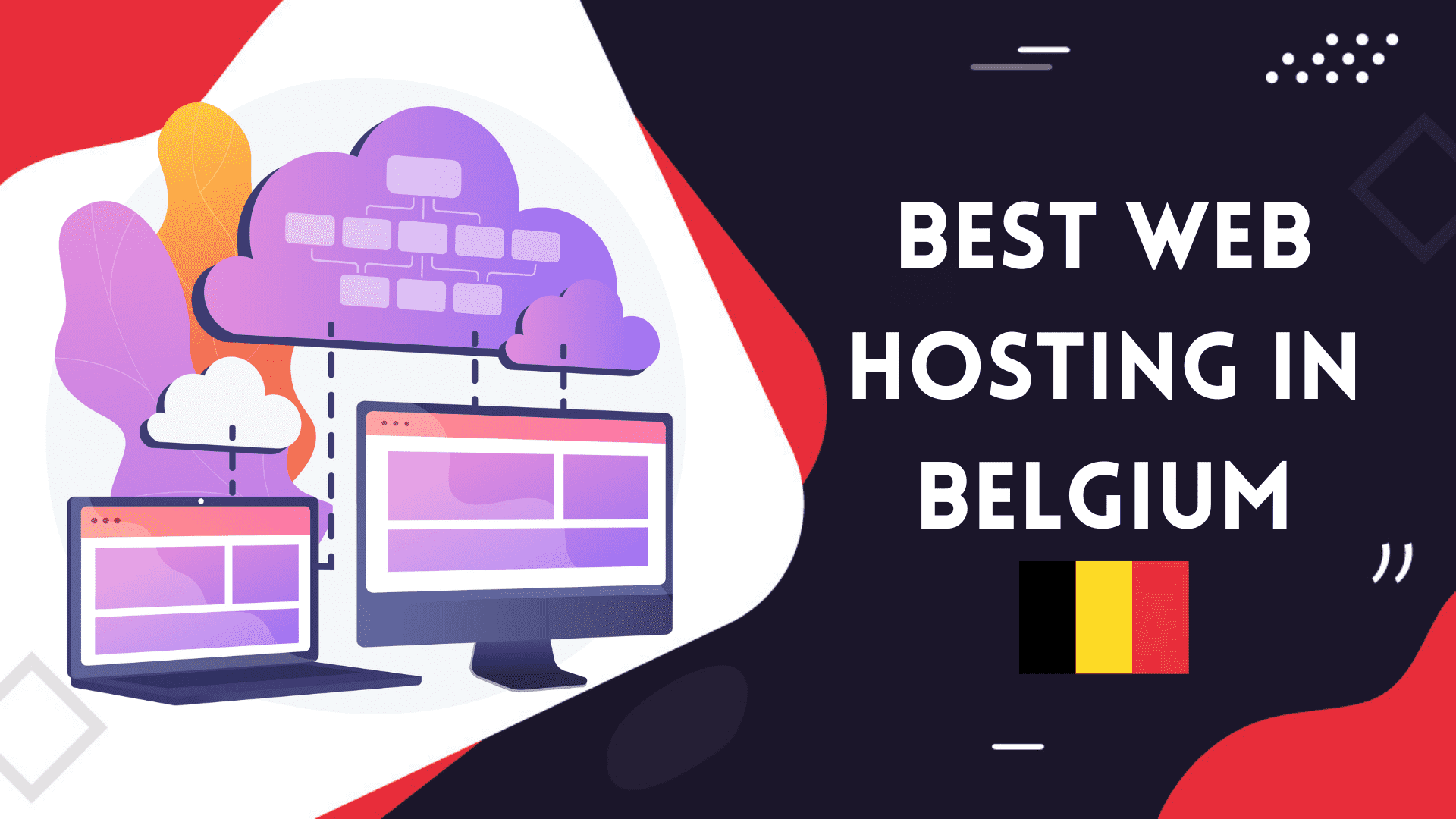 Read more about the article #5 Best Web Hosting in Belgium | Shared Web Hosting 2021