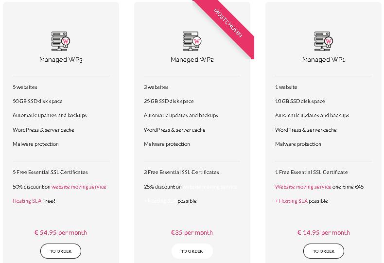 Best Web Hosting in Netherlands: Flexwebhosting Hosting Plan